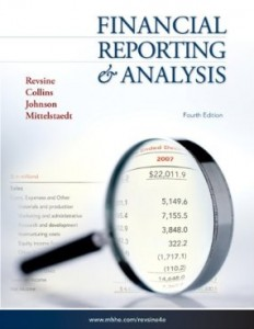 Test bank for Financial Reporting and Analysis 4th Edition by Revsine