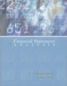 Test bank for Financial Statement Analysis 10th Edition by Subramanyam