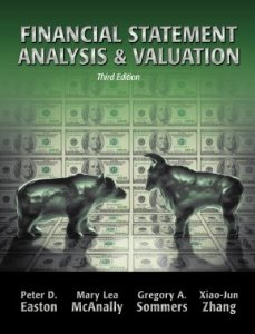 Test bank for Financial Statement Analysis and Valuation 3rd Edition by Easton