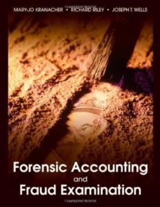 Test bank for Forensic Accounting and Fraud Examination 1st Edition by Kranacher