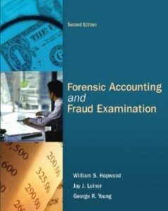 Test bank for Forensic Accounting and Fraud Examination 2nd Edition by Hopwood