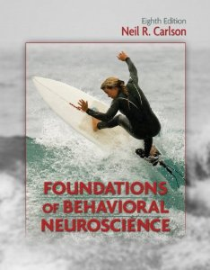 Test bank for Foundations of Behavioral Neuroscience 8th Edition by Carlson