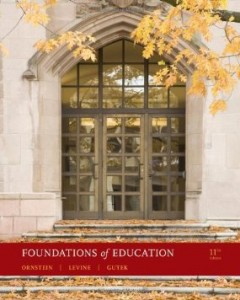 Test bank for Foundations of Education 11th Edition by Ornstein