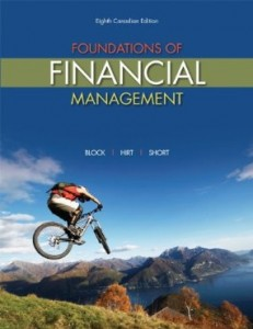 Test bank for Foundations of Financial Management 8th Canadian Edition by Block