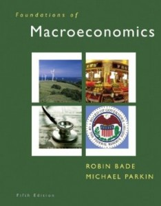 Test bank for Foundations of Macroeconomics 5th Edition by Bade