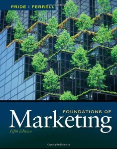 Test bank for Foundations of Marketing 5th Edition by Pride