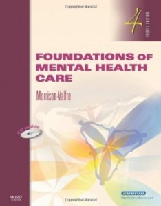 Test bank for Foundations of Mental Health Care 4th Edition by Morrison-Valfre