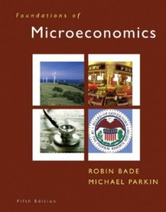 Test bank for Foundations of Microeconomics 5th Edition by Bade