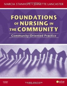 Test bank for Foundations of Nursing in the Community Community Oriented Practice 3rd Edition by Stanhope