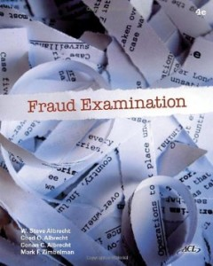 Test bank for Fraud Examination 4th Edition by Albrecht