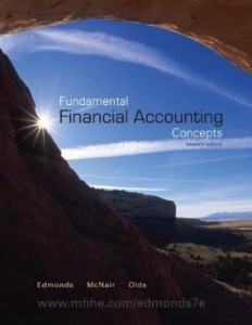 Test bank for Fundamental Financial Accounting Concepts 7th Edition by Edmonds