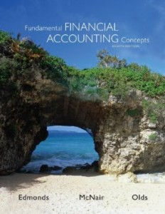 Test bank for Fundamental Financial Accounting Concepts 8th Edition by Edmonds