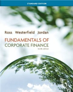 Test bank for Fundamentals of Corporate Finance 10th Edition by Ross