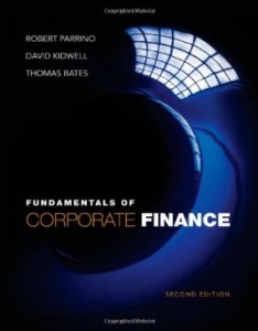 Test bank for Fundamentals of Corporate Finance 2nd Edition by Parrino