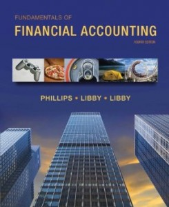 Test bank for Fundamentals of Financial Accounting 4th Edition by Phillips