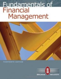 Test bank for Fundamentals of Financial Management 13th Edition by Brigham
