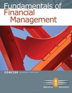 Test bank for Fundamentals of Financial Management Concise Edition 7th Edition by Brigham