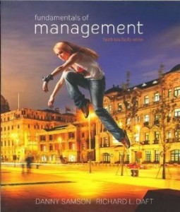 Test bank for Fundamentals of Management 4th Asia Pacific Edition by Samson