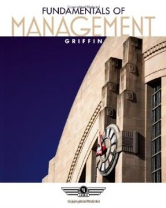 Test bank for Fundamentals of Management 6th Edition by Griffin