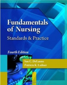 Test bank for Fundamentals of Nursing 4th Edition by DeLaune