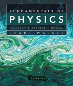 Test bank for Fundamentals of Physics Extended 9th Edition by Halliday