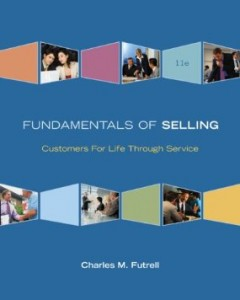 Test bank for Fundamentals of Selling Customers for Life through Service 11th Edition by Futrell