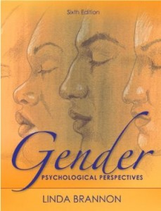 Test bank for Gender Psychological Perspectives 6th Edition by Brannon