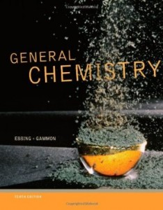 Test bank for General Chemistry 10th Edition by Ebbing