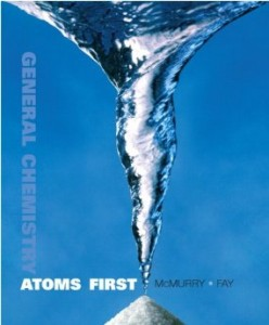 Test bank for General Chemistry Atoms First 1st Edition by McMurry