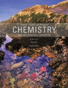 Test bank for General Organic and Biological Chemistry 2nd Edition by Frost