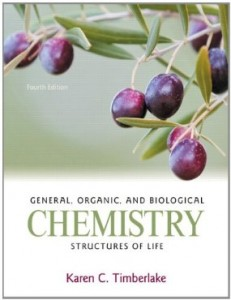 Test bank for General Organic and Biological Chemistry Structures of Life 4th Edition by Timberlake