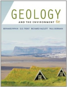 Test bank for Geology and the Environment 6th Edition by Pipkin