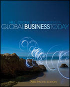 Test bank for Global Business Today 2nd Australian Edition by Hill