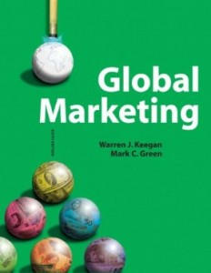 Test bank for Global Marketing 6th Edition by Keegan