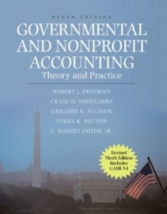 Test bank for Governmental and Nonprofit Accounting Theory and Practice 9th Edition by Freeman