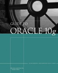 Test bank for Guide to Oracle 10g 5th Edition by Morrison