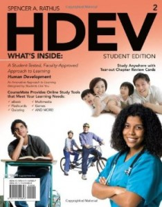 Test bank for HDEV 2nd Edition by Rathus