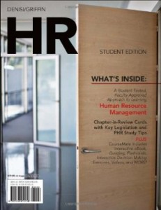 Test bank for HR 1st Edition by DeNisi