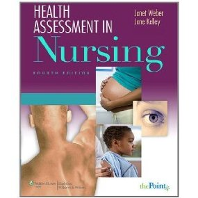 Test bank for Health Assessment in Nursing 4th Edition by Weber