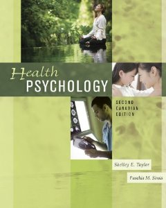 Test bank for Health Psychology 2nd Canadian Edition by Taylor