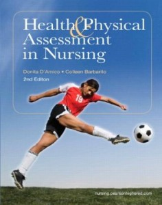Test bank for Health and Physical Assessment in Nursing 2nd Edition by DAmico