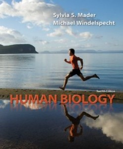 Test bank for Human Biology 12th Edition by Mader