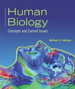 Test bank for Human Biology Concepts and Current Issues 6th Edition by Johnson