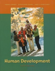 Test bank for Human Development 9th Edition by Crandell