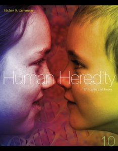 Test bank for Human Heredity Principles and Issues 10th Edition by Cummings
