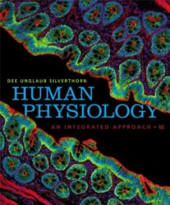 Test bank for Human Physiology An Integrated Approach 6th Edition by Silverthorn