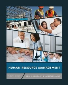 Test bank for Human Resource Management 12th Edition by Ivancevich