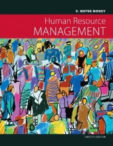 Test bank for Human Resource Management 12th Edition by Mondy