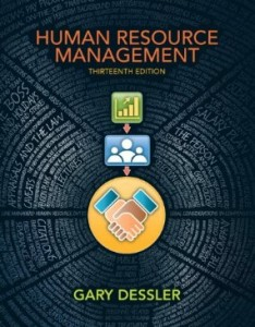 Test bank for Human Resource Management 13th Edition by Dessler