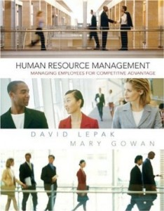 Test bank for Human Resource Management 1st Edition by Lepak